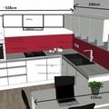 Kuchynskou linku na miru kuchyne