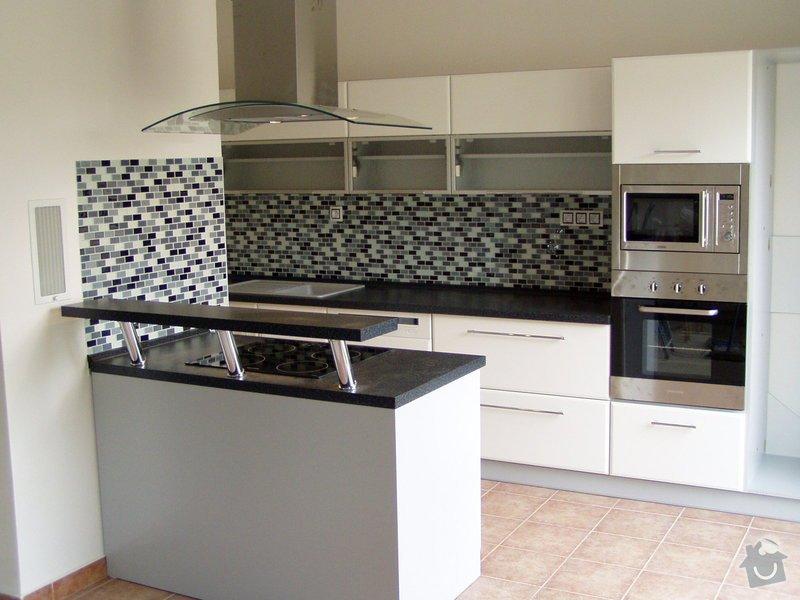 Kuchyňská linka: P4230044