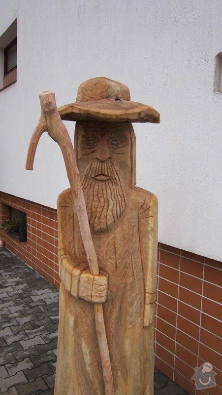 Výroba dřevěné sochy: IMG_0153