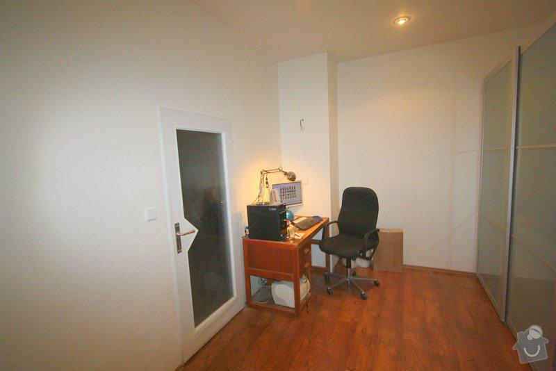 Zavedení elektroinstalace ve 4 pokojích a na schodišti: 2-IMG_9286