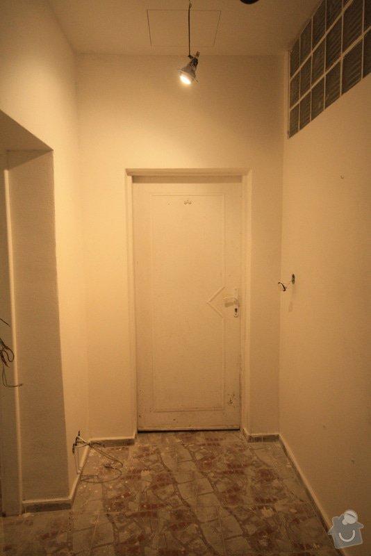 Zavedení elektroinstalace ve 4 pokojích a na schodišti: 6-IMG_9261