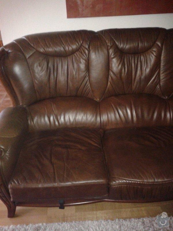 Opravu 2 ks polštářů kožene sedací soupry: 20141130_102909