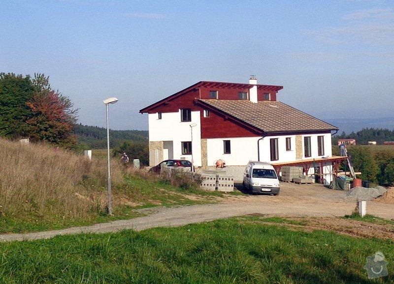 Výstavba rodinné rezidence: DSC00257