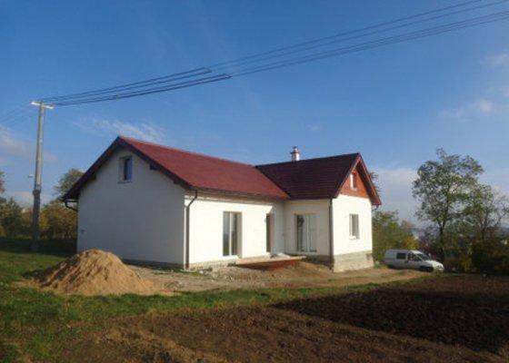 Výstavba pasivního rodinného domu