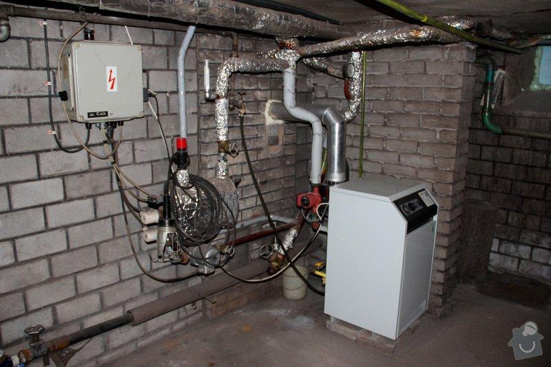 Zkrácení plynové trubky a zprovoznění kotle na zimu: IMG_0483