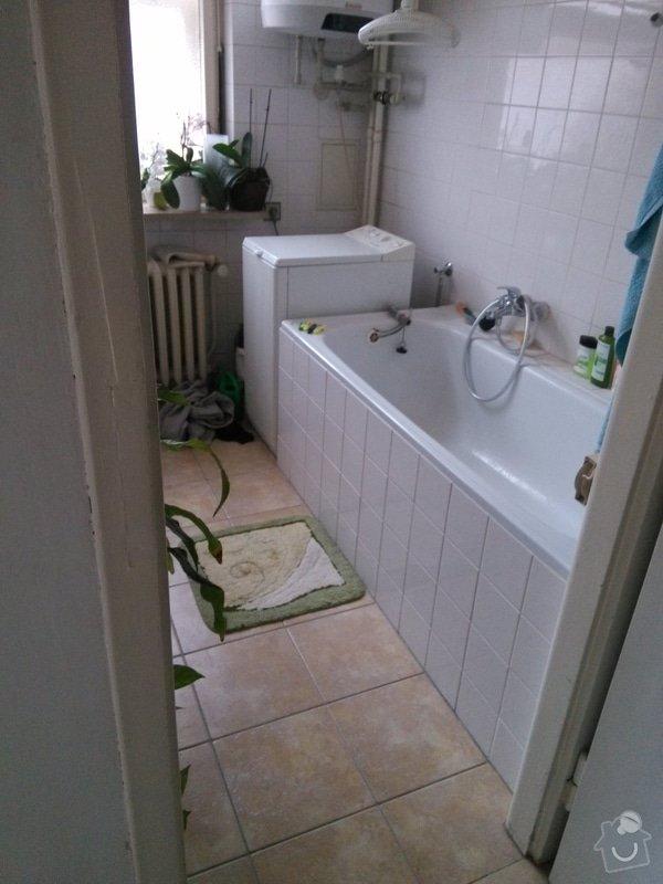 Výměna vany za sprchový kout: IMG_20141117_103119