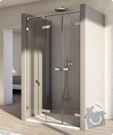 Výměna vany za sprchový kout: sanswiss-melia-sprchove-dvere-do-140-x-do-200-cm-s-l-kovanim-panty-vlevo-cire-sklo-ram-chrom-me32wgsm11007-small_product