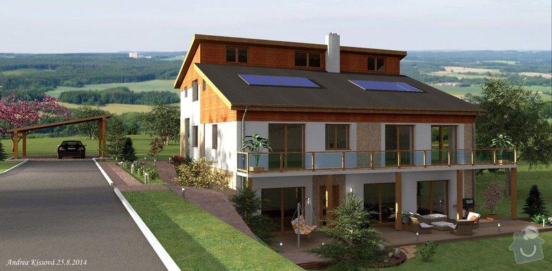 Výstavba rodinné rezidence: 10