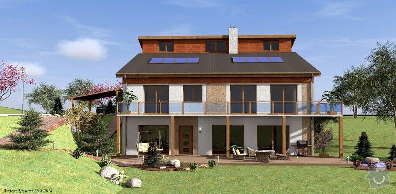 Výstavba rodinné rezidence: 4