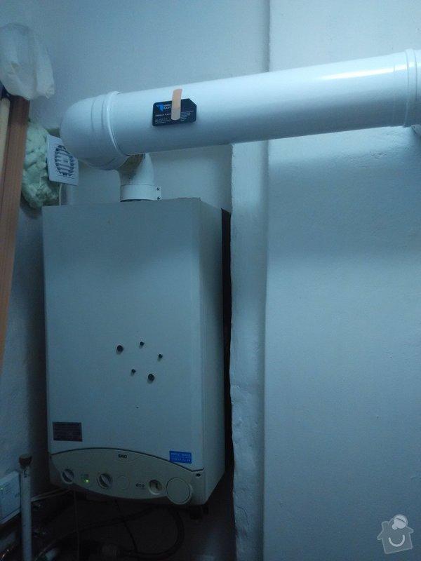 Vyvložkování komínu, napojení plynového kotle: IMG_20141201_211259