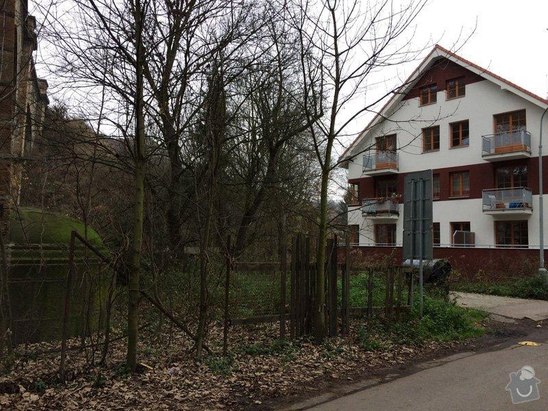 Stavbu dřevěného plotu: IMG_0299