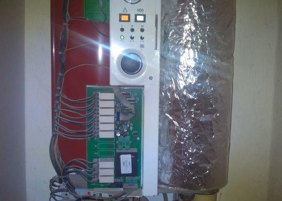 Revize elektrokotle + servis