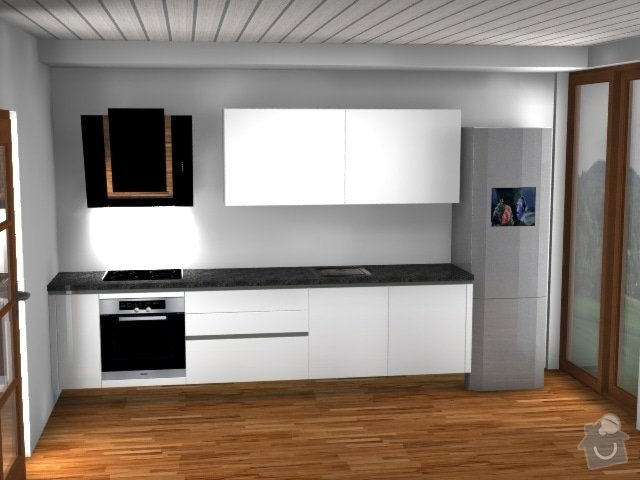Příprava elektroinstalace před montáží kuchyňské linky: New_Kuchyn