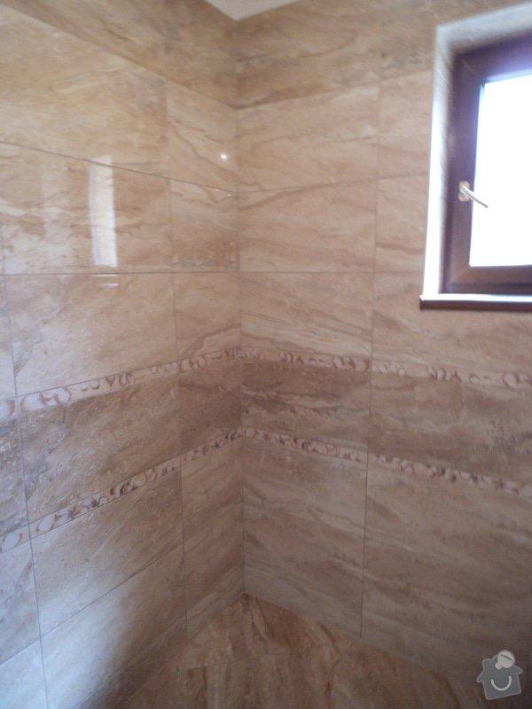 Rekonstrukce koupelny a záchodu: 2