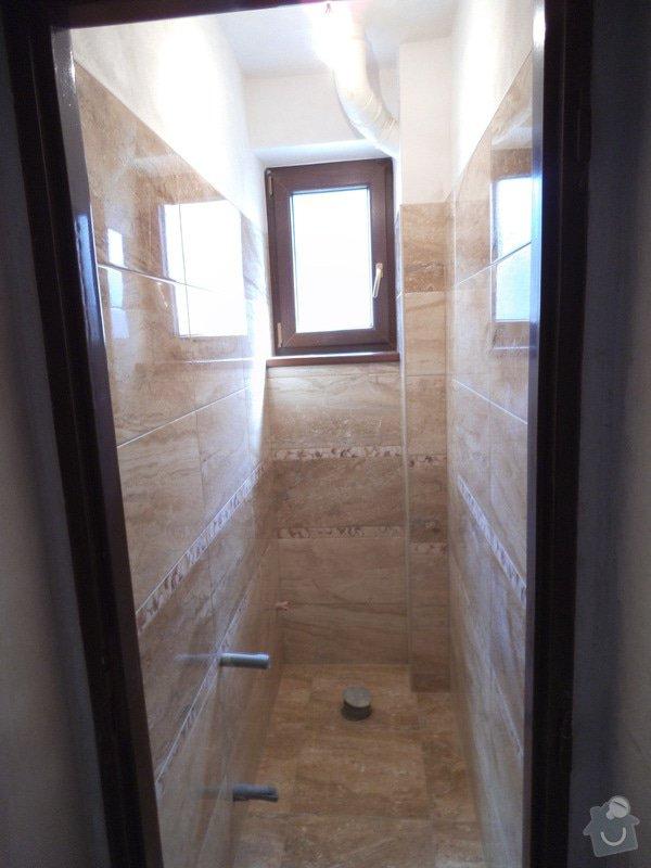 Rekonstrukce koupelny a záchodu: 5