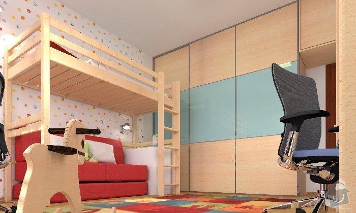 Návrh dětského pokojíčku a ložnice: detsky_pokoj_03_KARASOVA