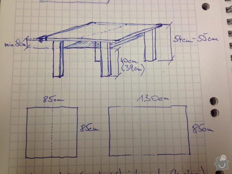 Rozkládací konferenční stolek: IMG_1630