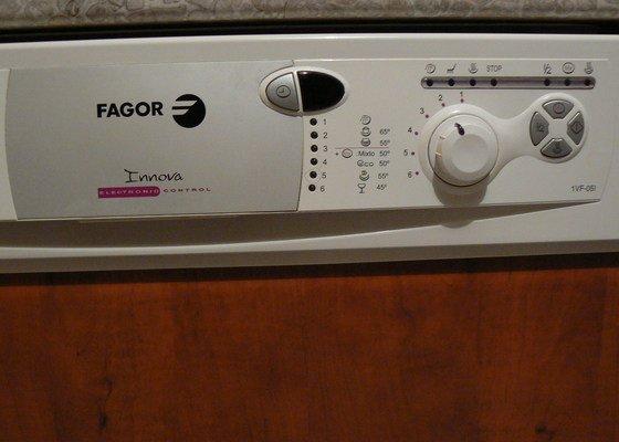 Oprava myčka fagor
