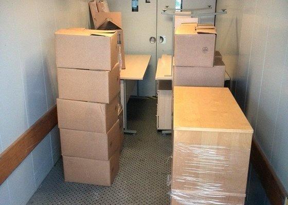 Stěhování kanceláří