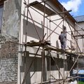 Fasada vyztuzeni rodinneho domu a klempirske prace p1160390