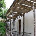 Fasada vyztuzeni rodinneho domu a klempirske prace p1160508