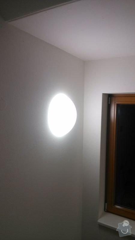 Změna osvětlení v bytovém domě na pohybová čidla: Svetlo21