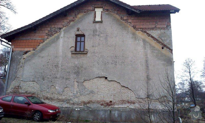 Zateplovací fasáda bytového domu v programu Nová ZÚ: IMAG0549_1