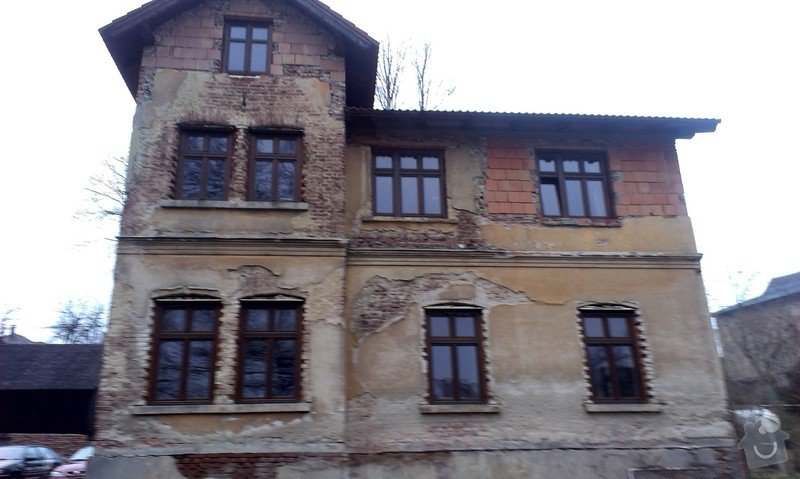 Zateplovací fasáda bytového domu v programu Nová ZÚ: IMAG0548_1