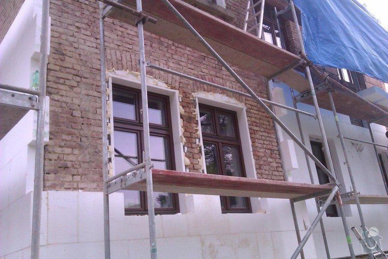 Zateplovací fasáda bytového domu v programu Nová ZÚ: IMAG0004