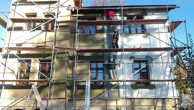 Zateplovací fasáda bytového domu v programu Nová ZÚ: IMAG0019