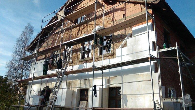 Zateplovací fasáda bytového domu v programu Nová ZÚ: IMAG0035