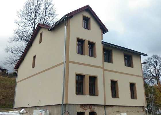 Zateplovací fasáda bytového domu v programu Nová ZÚ