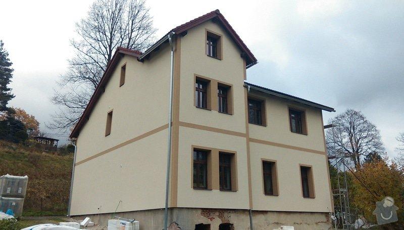 Zateplovací fasáda bytového domu v programu Nová ZÚ: IMAG0031