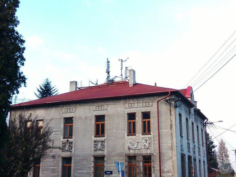 Rekonstrukce střešní krytiny 310m2: IMG_20141125_113928
