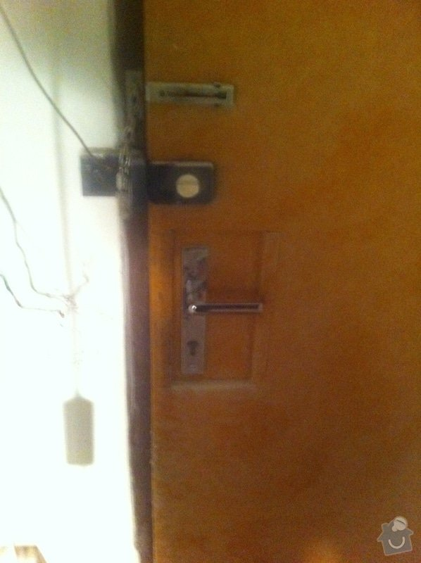 Přečalounění bezp.dveří: obrazek_1