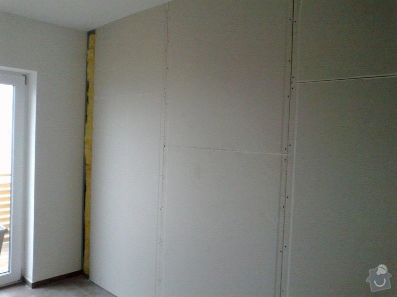 Podkroví-vytvoření 3 pokojů a koupelny: 01112014776