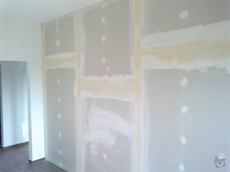 Podkroví-vytvoření 3 pokojů a koupelny: 01112014779