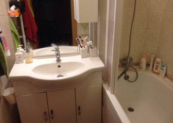 Rekonstrukce koupelny 2,5 m2