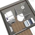 Rekonstrukce koupelny 2 5 m2 koupelna1