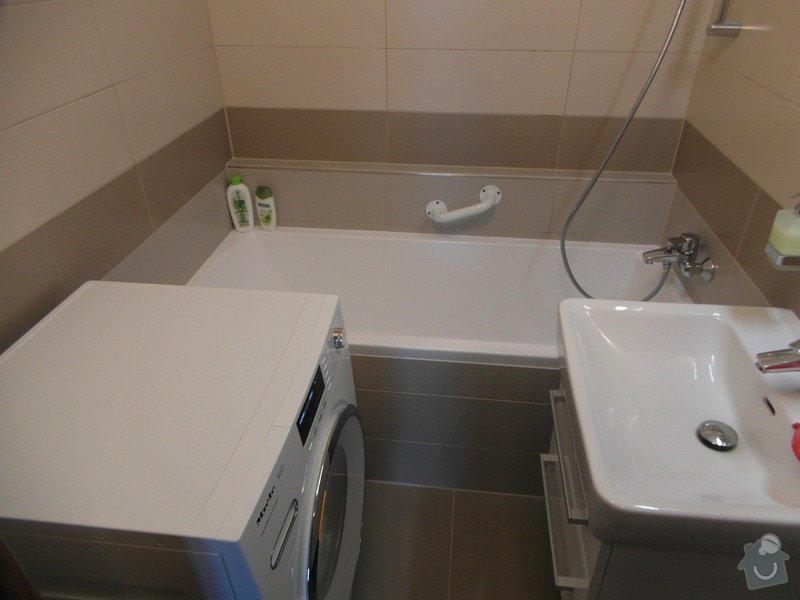 Rekonstrukce koupelny a WC: SAM_3030