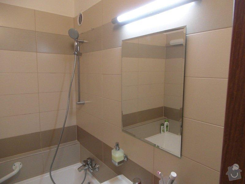 Rekonstrukce koupelny a WC: SAM_3032