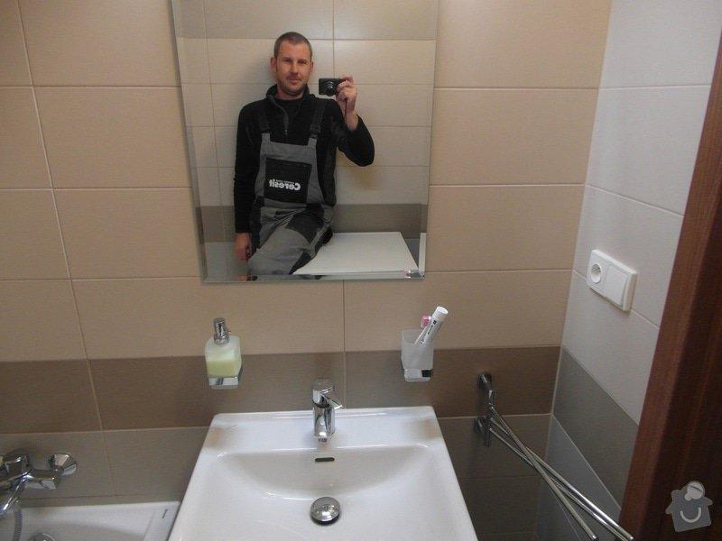 Rekonstrukce koupelny a WC: SAM_3033
