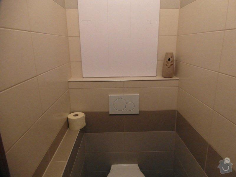 Rekonstrukce koupelny a WC: SAM_3035