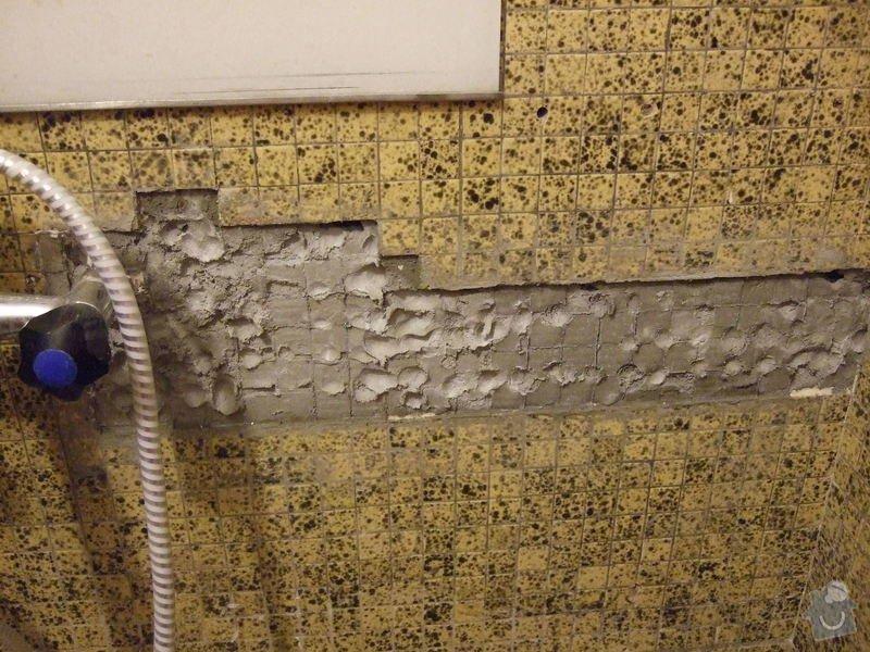 Revize elektroinstalace v rodinném domě: DSCF0033