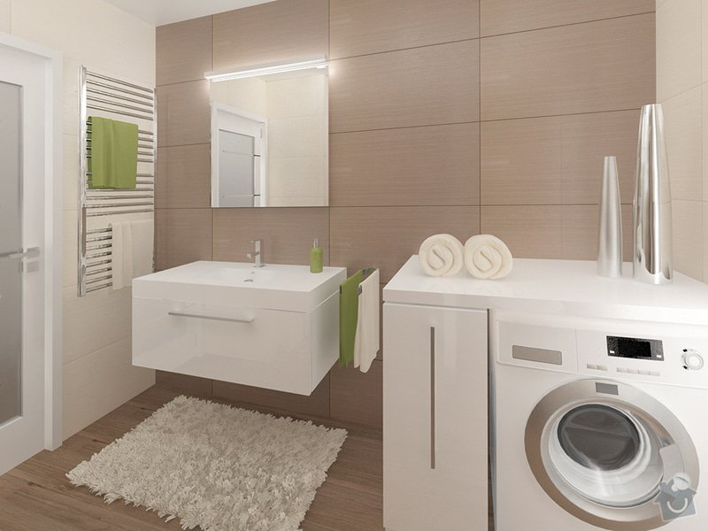 Návrh rekonstrukce interiéru RD: 6_-_moderni_koupelna_-_umyvadlo_pracka_-_Karasova