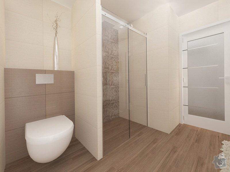 Návrh rekonstrukce interiéru RD: 7_-_moderni_koupelna_-_sprchovy_kout_WC_-_Karasova