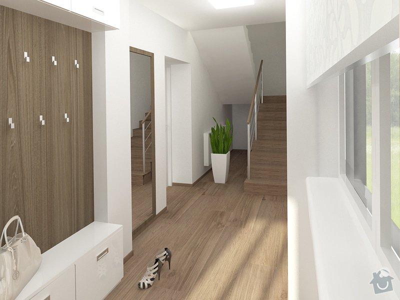 Návrh rekonstrukce interiéru RD: 8_-_prakticka_predsin_-_Karasova