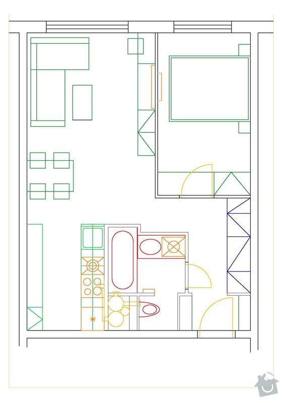Rekonstrukce 2kk - 45m2: novy_stav