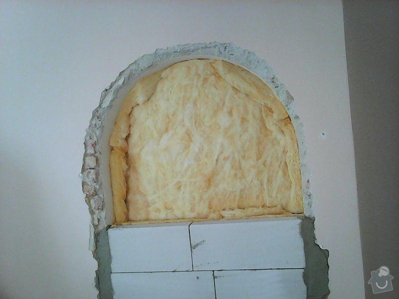 Pokládka obkladů (cca 26m2) a dlažby (7m2) v koupelně, WC a v předsíni: Photo0091