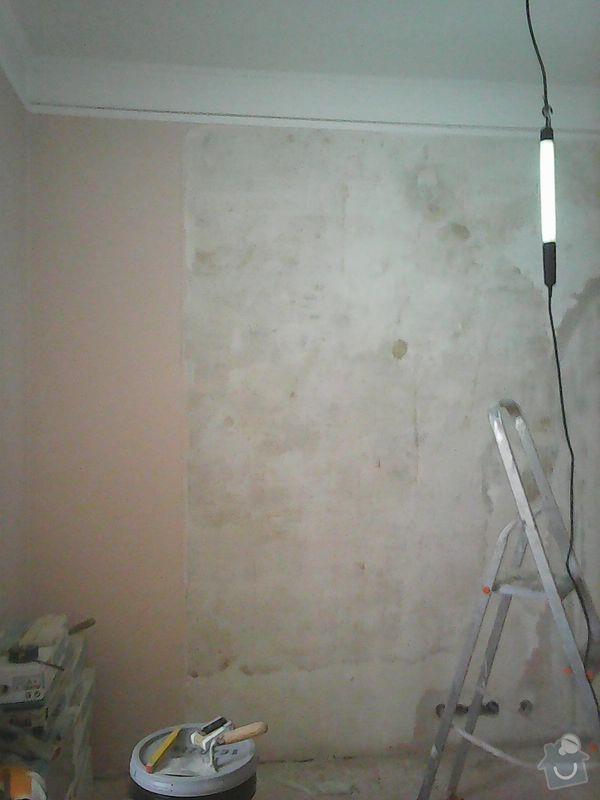 Pokládka obkladů (cca 26m2) a dlažby (7m2) v koupelně, WC a v předsíni: Photo0110